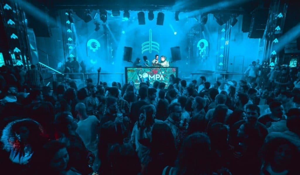 POMPÄ Club: el tardeo indie estrena su club para los sábados