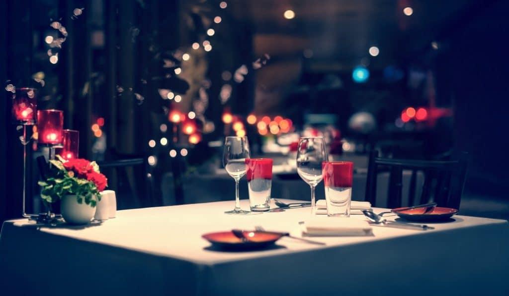 Restaurantes románticos de Madrid para enamorarse por San Valentín