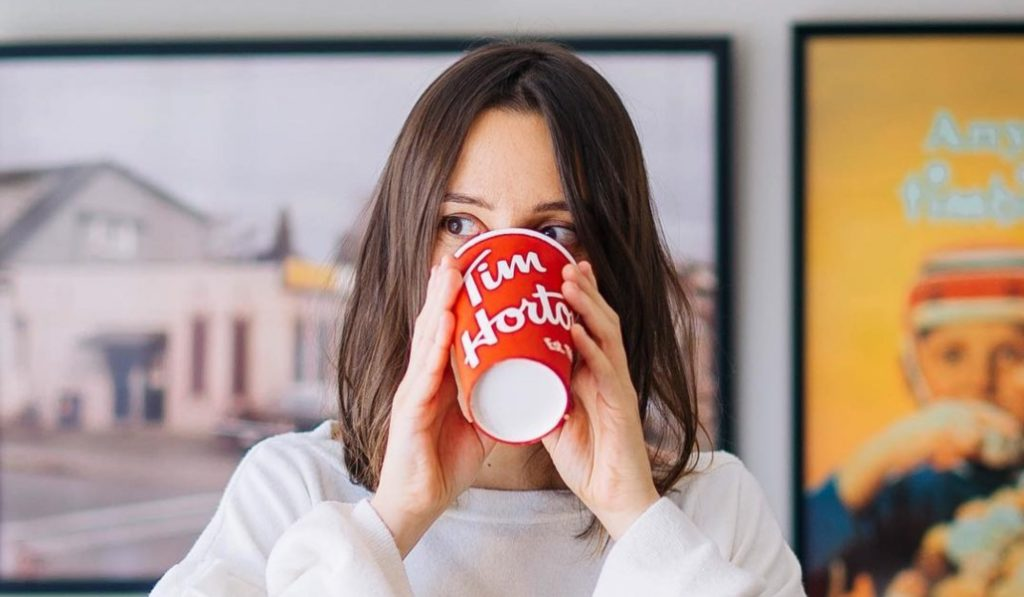 Tim Horton's regalará 38.000 tazas de café todos los miércoles