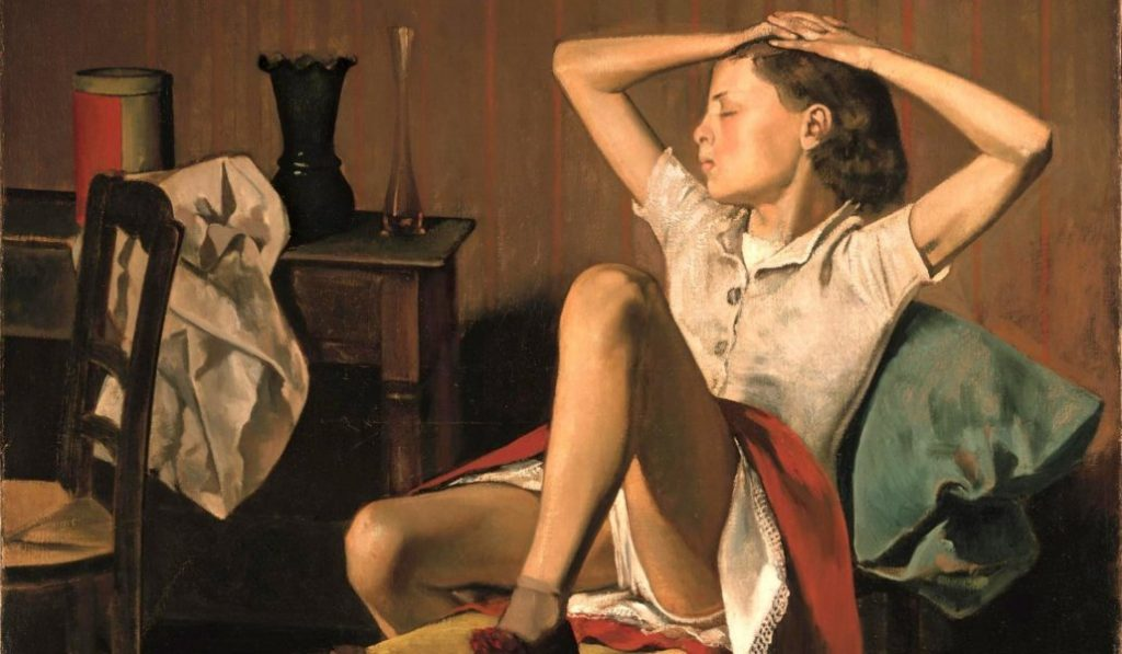 Balthus, una exposición acusada de «contenido pedófilo», llega al Thyssen-Bornemisza