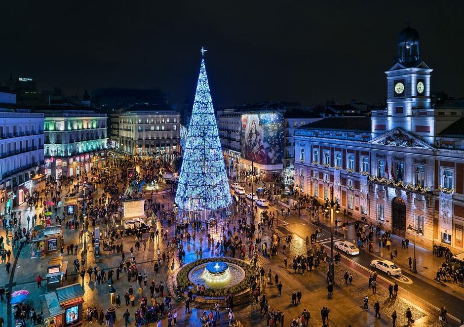 BBVA afirma que las ventas en Madrid Central han aumentado esta Navidad