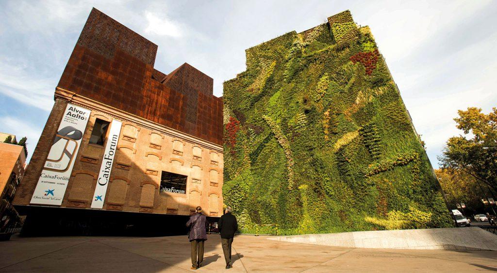 CaixaForum Madrid: el joven retoño del arte en Madrid