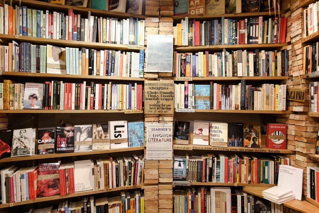 En busca de 5 librerías únicas en Madrid