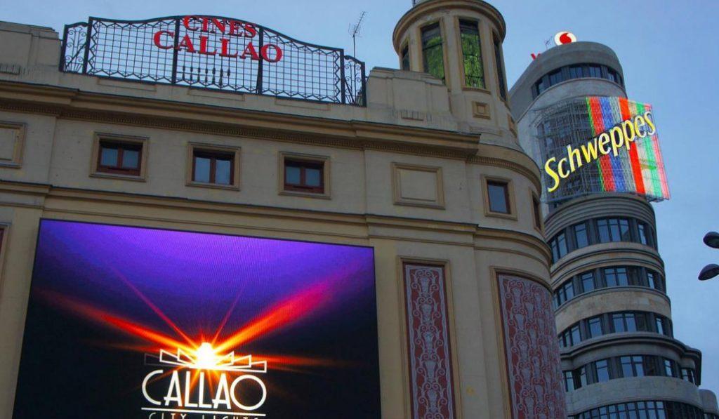 Callao City Arts o cómo tu vídeo-arte se proyectará en pleno centro