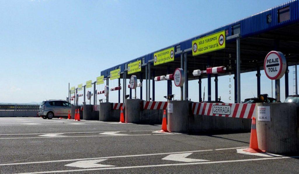 Las autopistas de Madrid rebajan sus peajes y serán gratis por la noche