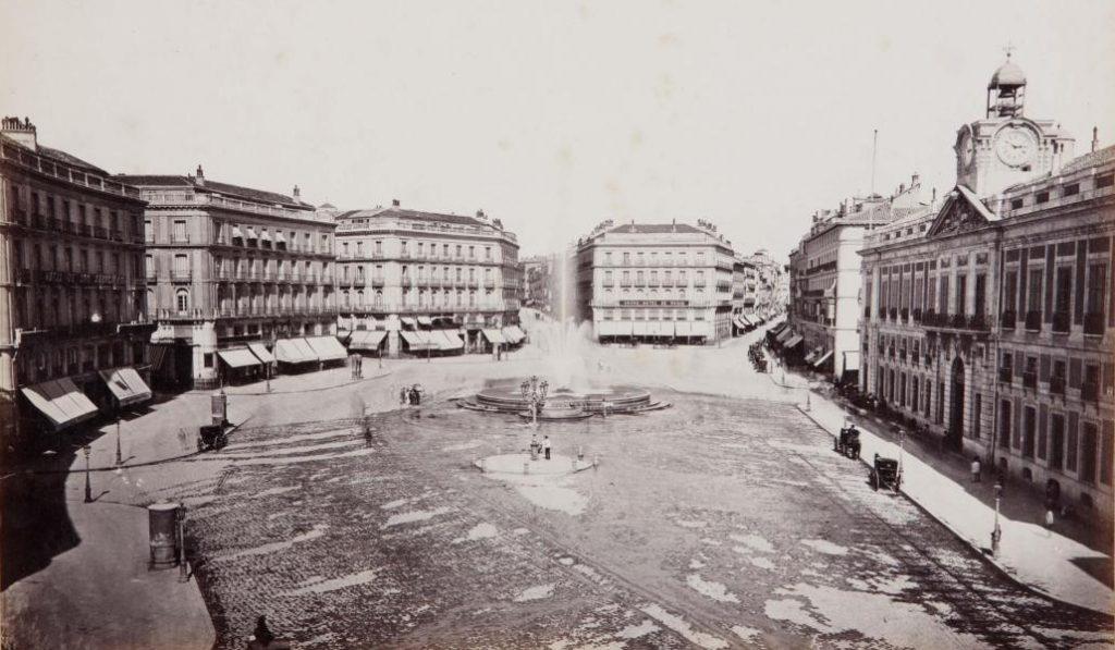 ¿Cómo era Madrid en el siglo XIX? Viaja al pasado con estas fotos