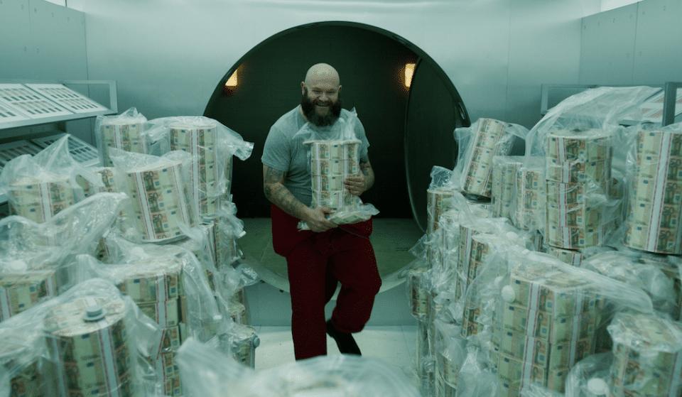 Regala un atraco de un millón de euros a la Fábrica Nacional de Moneda y Timbre
