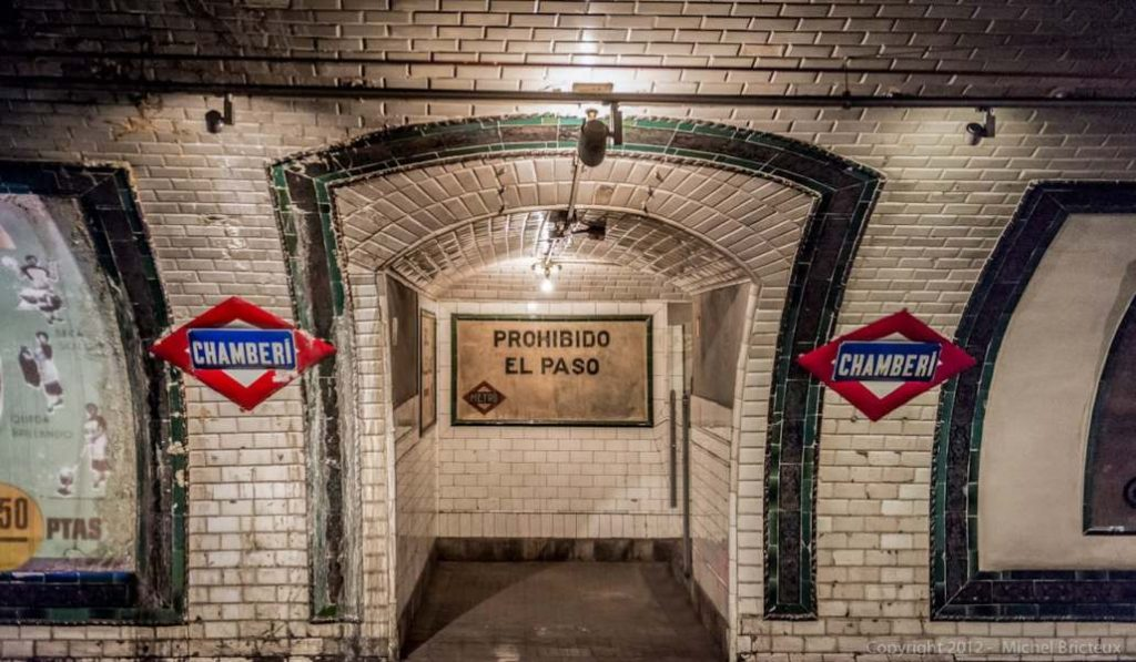 De Madrid al subsuelo: 15 tesoros escondidos en el metro de la capital