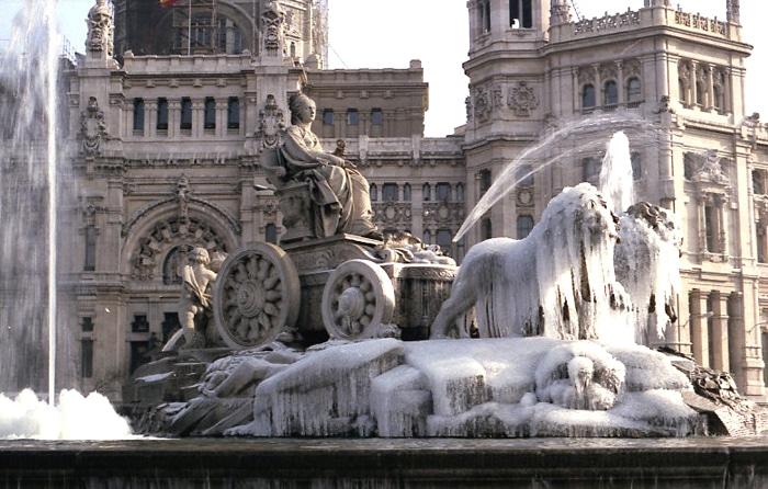 Activada la alerta de frío en Madrid hasta este sábado
