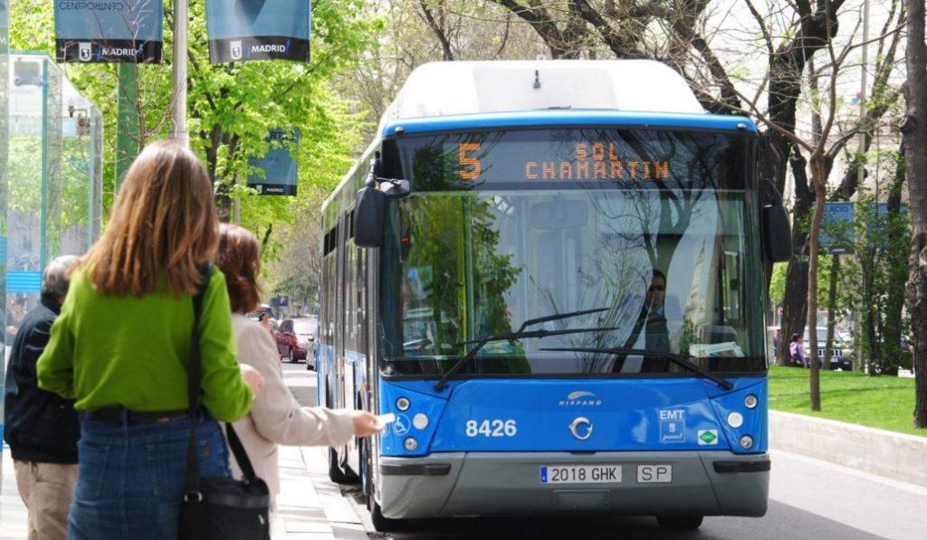 El transporte público de Madrid mantiene sus precios en 2019