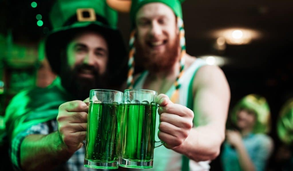 St. Patrick's es para el verano: fiesta en el Retiro cuando pase la cuarentena