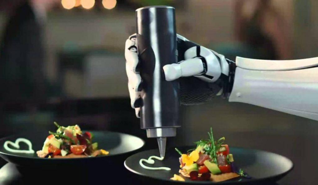 El primer restaurante robótico de España llegará a Madrid muy pronto