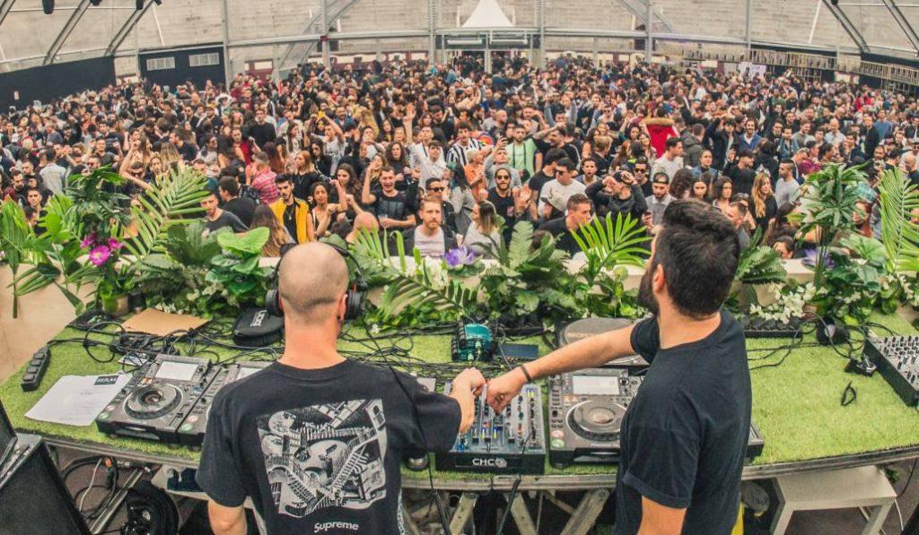 La Plaza de Toros de Las Ventas acoge la fiesta de electrónica Replay