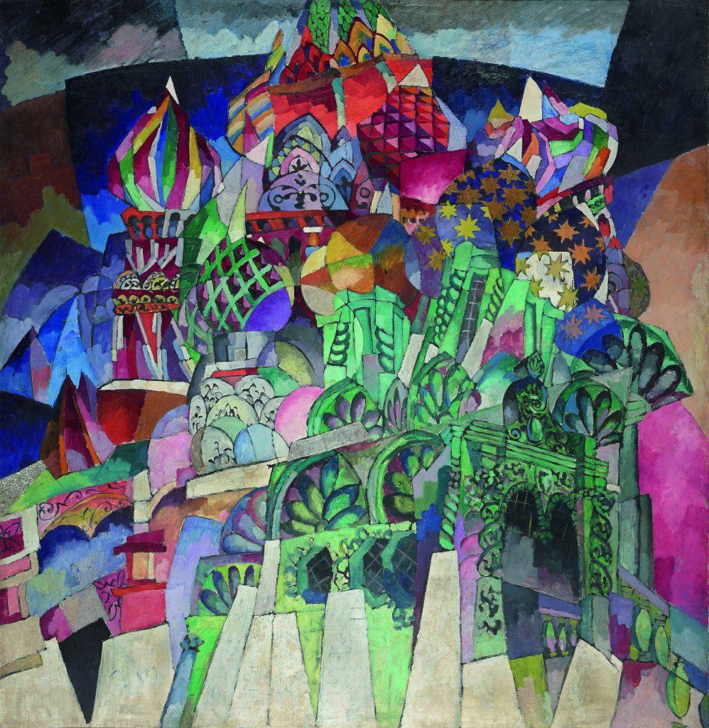 El arte de los revolucionarios rusos llega a la Fundación Mapfre