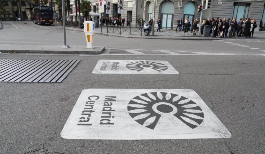 Cómo gestionar el sistema de invitaciones para el acceso a Madrid Central