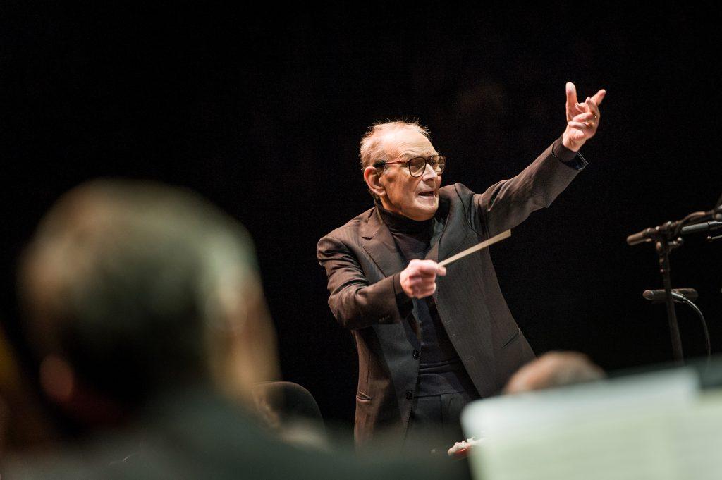 Ennio Morricone dará su primer y último concierto en Madrid