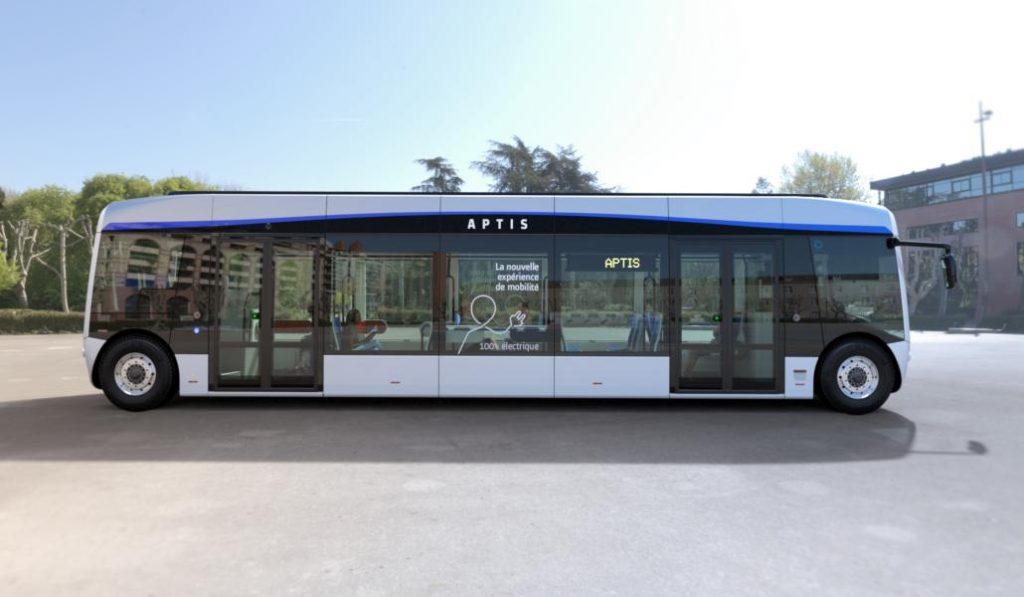 El autobús del futuro de Madrid tendrá las paredes hechas de cristal