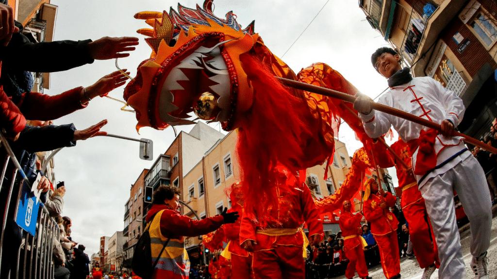 Cómo repensar Usera y el Año Nuevo Chino