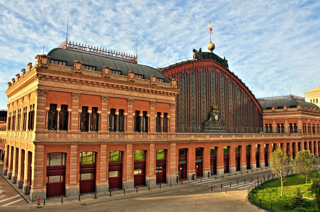 Así nació la Estación de Atocha