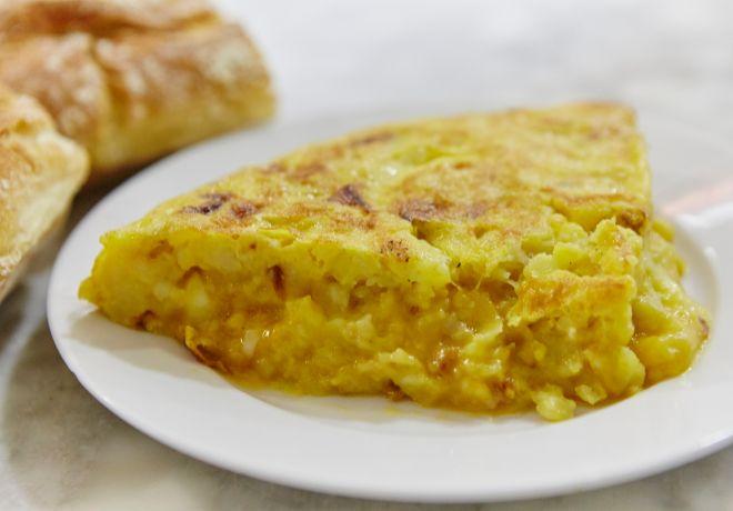 Te descubrimos la mejor tortilla de patatas de España
