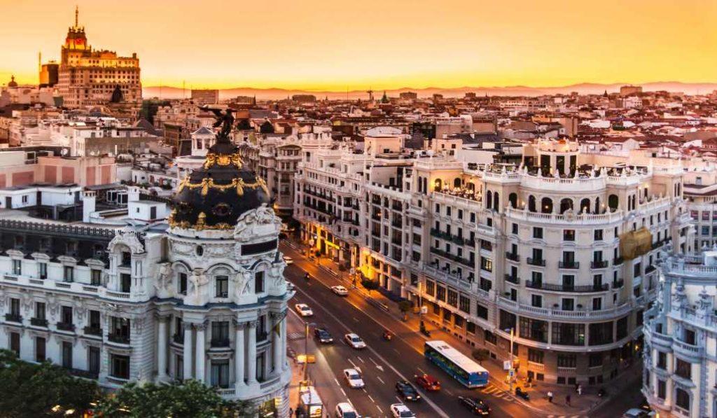 ¿Cuál es el edificio de Madrid más fotografiado por los turistas?