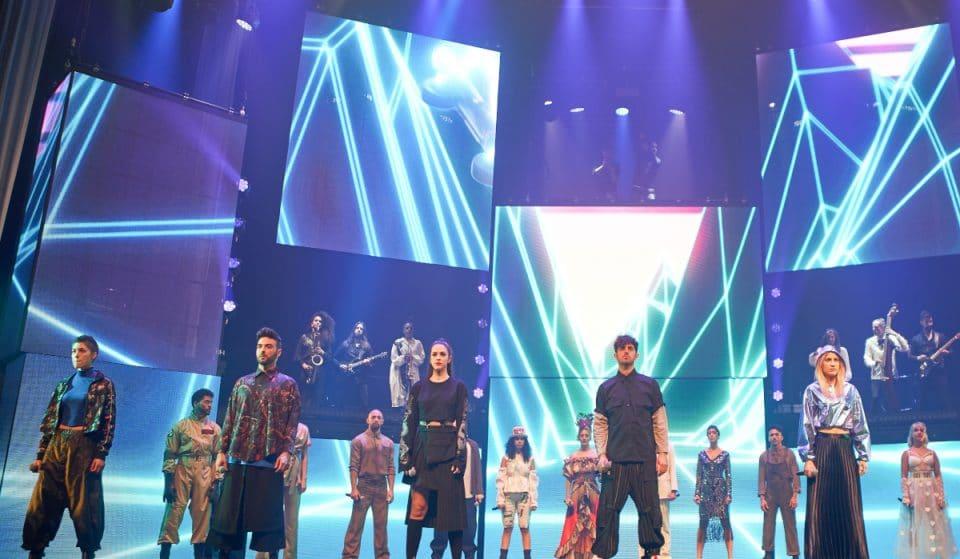 Cruz de Navajas: el mayor reconocimiento a Mecano es este increíble espectáculo musical