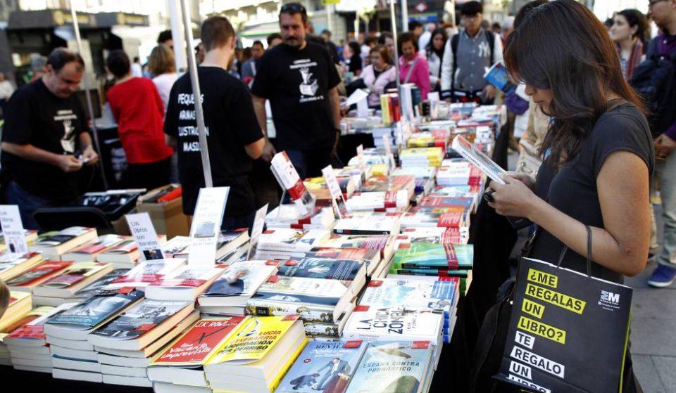 La Noche de los Libros vuelve mañana a Madrid
