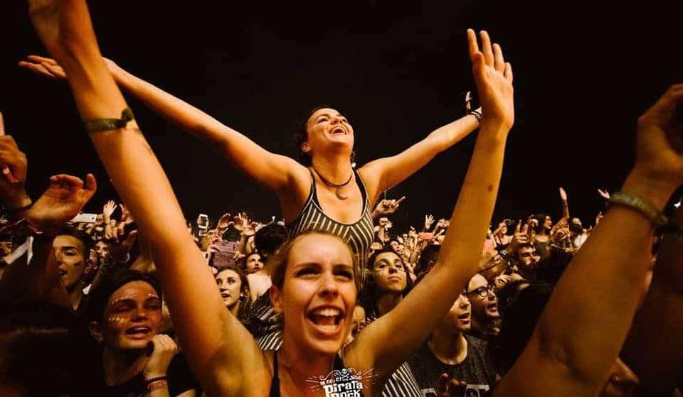 Pirata Rock: tu festival a solo unas horas de Madrid