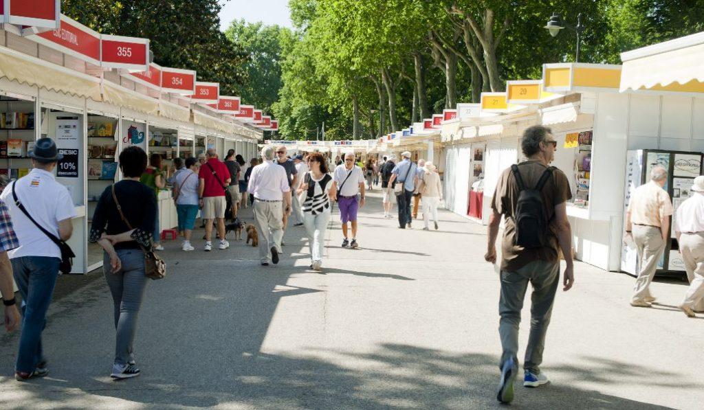 La Feria del Libro de Madrid se celebrará en octubre