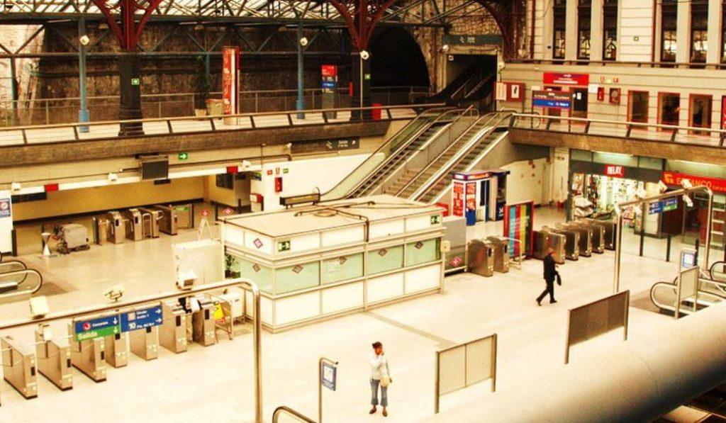 Príncipe Pío sustituye a Chamartín como estación para algunos trenes del norte