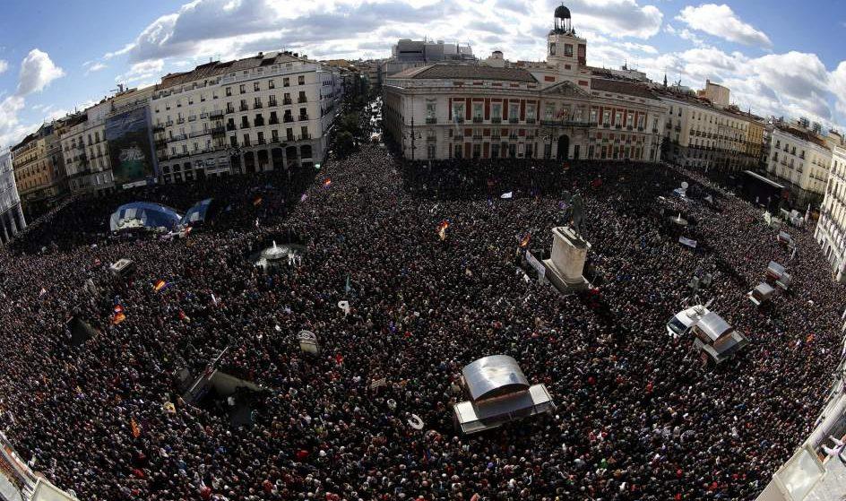 La Puerta del Sol acogerá conciertos gratuitos durante la final de Champions