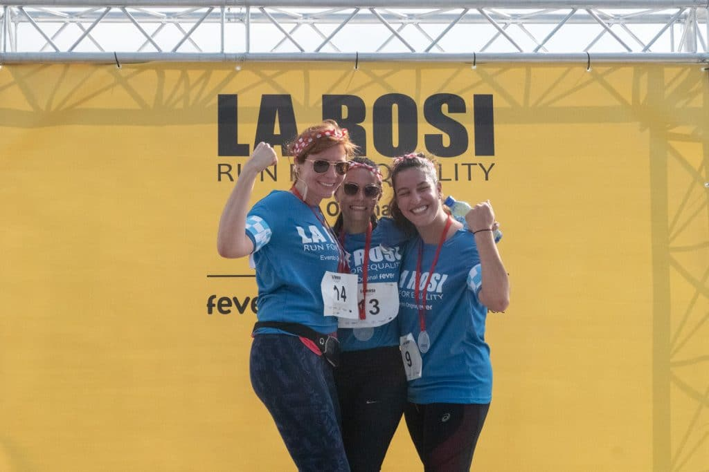 3 razones para apuntarte a la carrera benéfica La Rosi