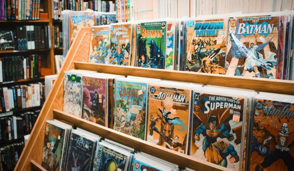 Más de diez tiendas madrileñas regalarán cómics este sábado