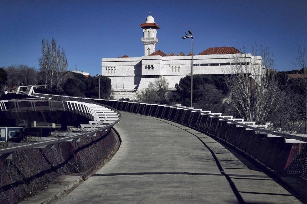 La mezquita de la M-30 celebra jornada de puertas abiertas