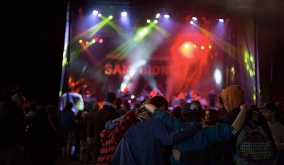 El festival 'neocastizo' de San Isidro donde se trafica con música