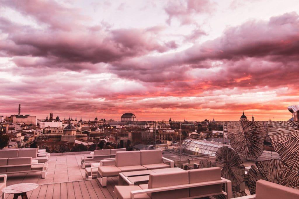 Estas son las dos terrazas de Madrid más valoradas
