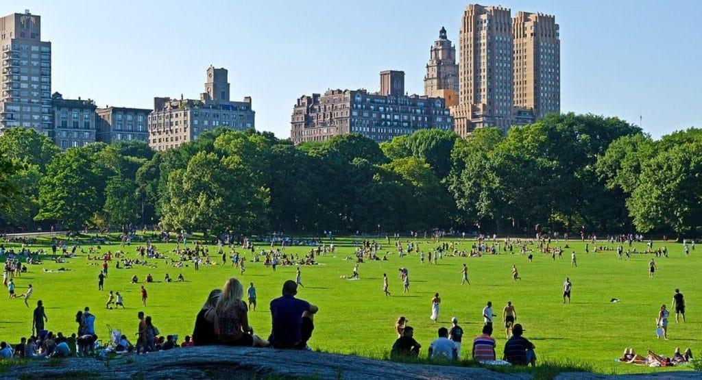 El Retiro se convierte en el neoyorkino Central Park por un día