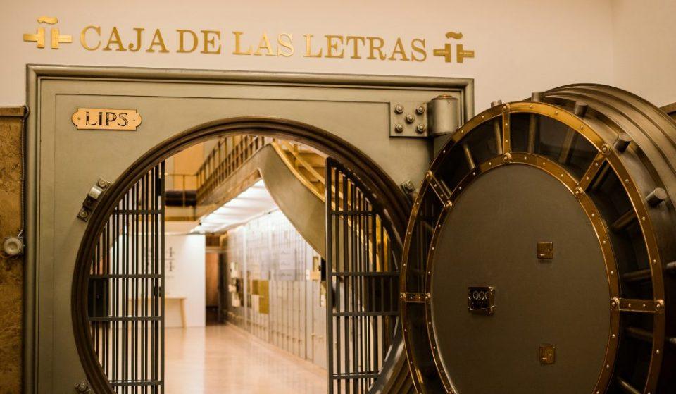La Caja de las Letras: la cámara secreta de los tesoros culturales