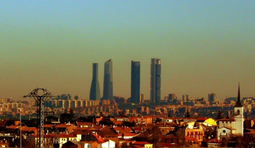 El 97% de la población madrileña respira aire contaminado