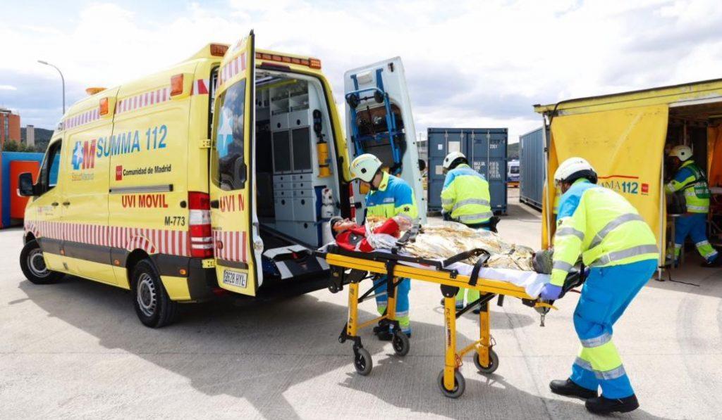 Las ambulancias de Madrid pondrán música clásica a sus pacientes