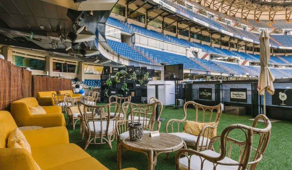 Estos conciertos con tapeo en Terraza Bernabéu son tu plan de fin de semana