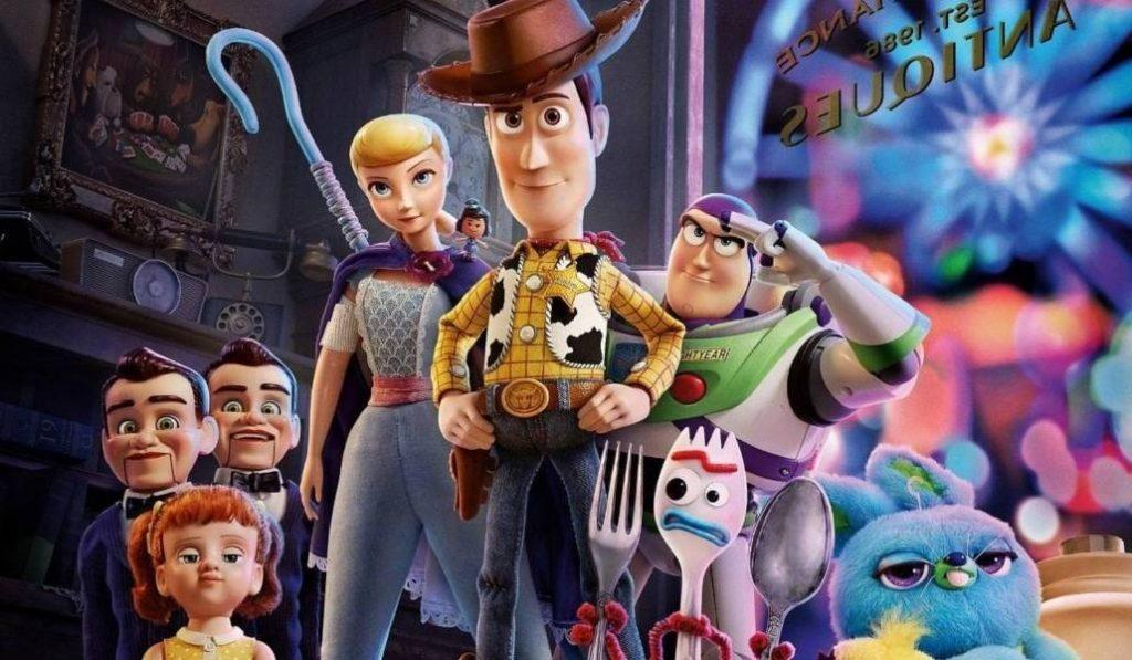 'Toy Story 4' se estrena para los niños de los hospitales de Madrid