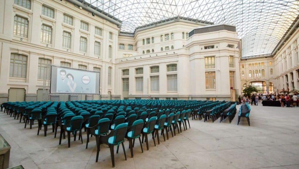 Vuelve el cine de verano a Palacio Cibeles