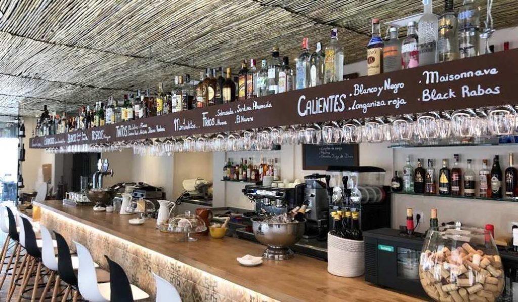 La Naya, una taberna levantina en el barrio más madrileño