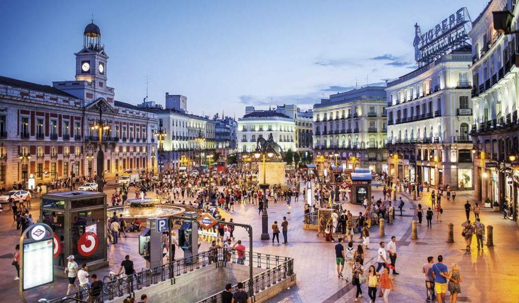 La app que ha acabado con el aburrimiento en Madrid