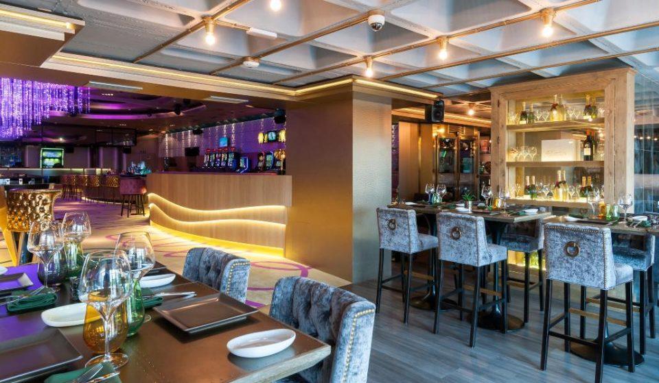 V Club Feat. Arola: el restaurante 'gourmet' en lo alto de un casino