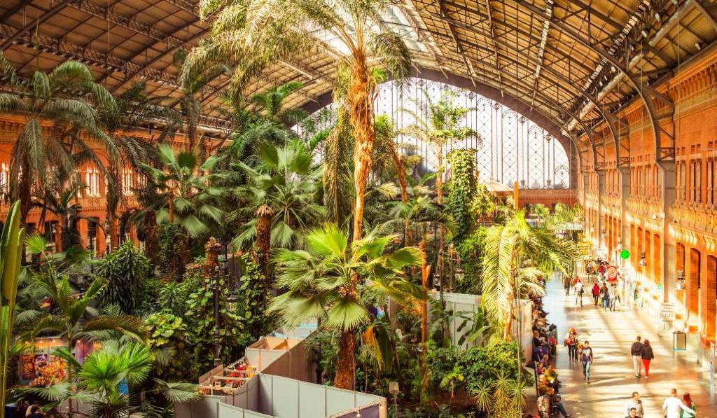 10 secretos de la estación de Atocha que no conocías