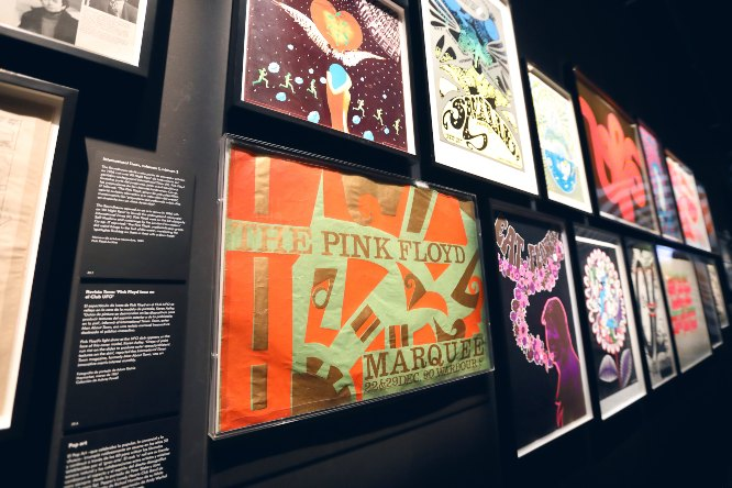 the pink floyd exhibition madrid