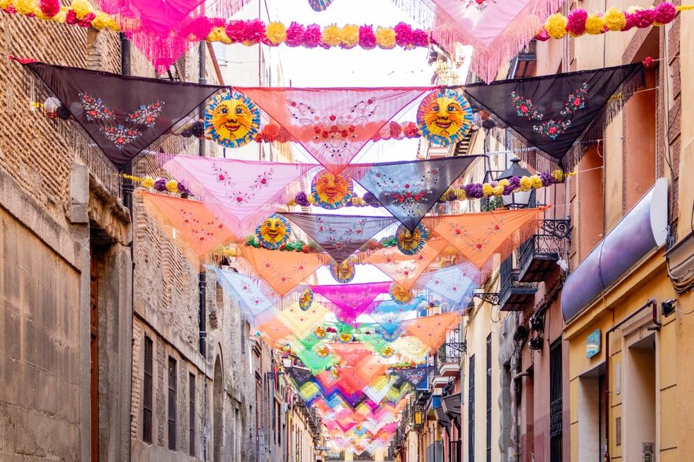 Las fiestas que no te puedes perder este agosto en Madrid