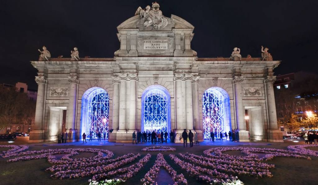 El portal de Belén regresará a la Puerta de Alcalá la próxima Navidad